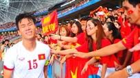 Chữ 'nhẫn' dành cho bóng đá Việt Nam