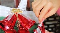 Độc đáo những sản phẩm handmade mùa Noel