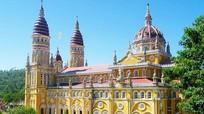 Những giáo đường tuyệt đẹp ở Nghệ An (Phần 1)