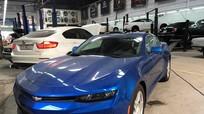 Dàn 'chiến binh' Chevrolet Camaro 2017 trị giá 2,7 tỷ đồng tại Việt Nam