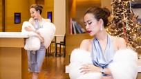 Hoàng Thùy Linh và loạt đầm khoét siêu gợi cảm năm 2016