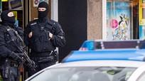 Cảnh sát Đức bắt giữ 2 nghi phạm âm mưu tấn công khủng bố
