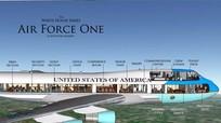 Hé lộ chi phí chế tạo Không lực 1 mới cho Trump