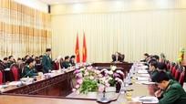 Lãnh đạo Văn phòng Trung ương Đảng làm việc tại Nghệ An