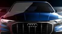Audi Q8 lộ diện trước thềm Detroit Auto Show 2017