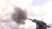 Xem pháo tự hành Việt Nam nhả đạn