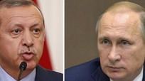 Tổng thống Nga, Thổ Nhĩ Kỳ điện đàm về vụ đại sứ bị ám sát