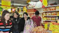 Đảm bảo hàng hóa dịp cuối năm 2016 và Tết Đinh Dậu 2017