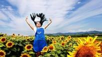 10 tác giả được trao giải cuộc thi Ảnh đẹp hoa hướng dương