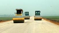 Thông xe kỹ thuật tuyến đường phục vụ Nhà máy xi măng Sông Lam