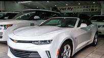 Chevrolet Camaro Convertible 2017 giá trên 3 tỷ đồng có gì hot?