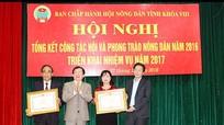 Nghệ An có hơn 125 nghìn hộ nông dân sản xuất kinh doanh giỏi