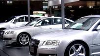 Đầu 2017 ô tô nhập tăng giá mạnh