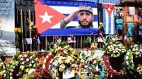 Cuba ra luật về sử dụng tên và hình ảnh của lãnh tụ Fidel Castro