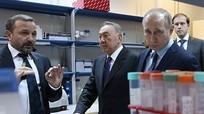 Putin thăm nhà máy sản xuất thuốc giúp con người sống tới 130 tuổi