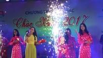 Hơn 1.500 sinh viên ĐH Vinh rộn ràng với chương trình 'Chào xuân 2017'