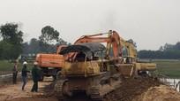 TP Vinh: Cưỡng chế thu hồi đất thực hiện dự án
