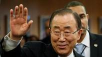 Tổng thư ký Ban Ki-moon phát biểu từ biệt Liên hợp quốc
