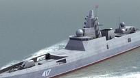 Tàu hộ vệ tàng hình mạnh nhất của Nga sắp hoàn thiện