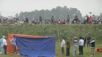 Phát hiện thi thể nam thanh niên trên sông Dinh