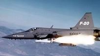 'Cá mập hổ' F-20, mẫu tiêm kích ế ẩm nhất của Mỹ