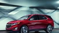 Chevrolet Equinox 2017 - đối thủ mới của Honda CR-V