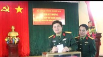 Bộ CHQS tỉnh phát động quyên góp ủng hộ 'Tết vì người nghèo'