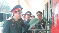 Quân khu 4: 150 cán bộ tập huấn về điều lệnh quản lý bộ đội