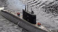 Tàu ngầm Bà Rịa - Vũng Tàu sắp về Việt Nam