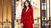 Mặc đẹp mùa lễ Tết như Hoa hậu Mỹ Linh