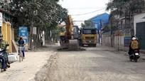 Quỳnh Lưu: Tu sửa đường sau phản ánh của người dân