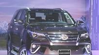Toyota Fortuner mới có giá từ 981 triệu đồng
