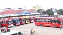 Kiểm soát chặt chẽ công tác vận tải hành khách dịp Tết