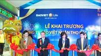 Khai trương Công ty Bảo Việt Nhân thọ Bắc Nghệ An