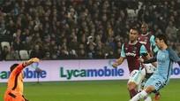 Nhấn chìm West Ham, Man City giành vé đầu tiên vào vòng 4 FA Cup