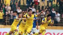 V.League 2017: SLNA và khả năng lọt vào... Top 10