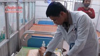 Cắt bỏ thành công khối u 'khổng lồ' ở bệnh nhân dị tật