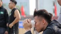Trước trận derby Bắc Trung bộ: SLNA nhận tin xấu từ Quế Ngọc Hải