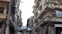 Syria thông qua kế hoạch tái thiết Aleppo từ đống đổ nát chiến tranh