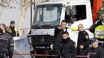 Xe tải lao vào đám đông ở Jerusalem, 4 quân nhân thiệt mạng
