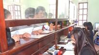 Cổng dịch vụ công trực tuyến: Bước tiến mới của Nghệ An