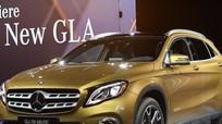 Ra mắt Mercedes GLA 2018