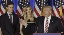 Con rể Donald Trump trở thành cố vấn cấp cao của Nhà Trắng