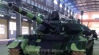 Tăng T-55 Việt Nam trang bị giáp phản ứng nổ của Israel