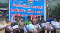 Các đơn vị, tổ chức tặng quà người nghèo dịp Tết Đinh Dậu