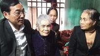 Ủy ban MTTQ tỉnh phụng dưỡng Bà mẹ Việt Nam Anh hùng
