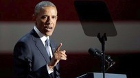 Tổng thống Obama nói gì trong phát biểu cuối tại quê nhà?