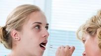 Dấu hiệu cảnh báo ung thư lưỡi