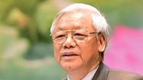 Tổng Bí thư Nguyễn Phú Trọng lên đường thăm chính thức CHND Trung Hoa