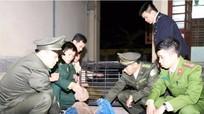 Bắt giữ xe khách chở động vật hoang dã từ Lào về Nghệ An